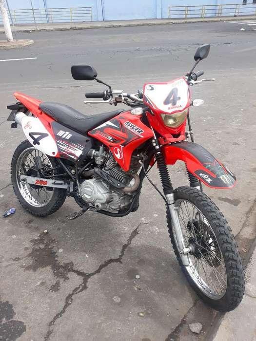 Sukida 250cc