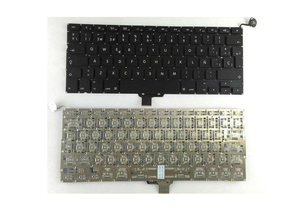 Teclado Original Apple Macbook Pro13 A1278 Mb467 Mb467 Mc374 EN INGLES Y ESPAÑOL