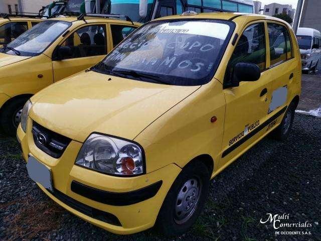 Taxi Hyundai Atos 2011 Recibo Cupo¡¡¡