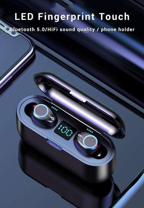 Vendo Mini True Wireless In-Ear 5.0 Stereo Bluetooth Earphone Earbuds Headset