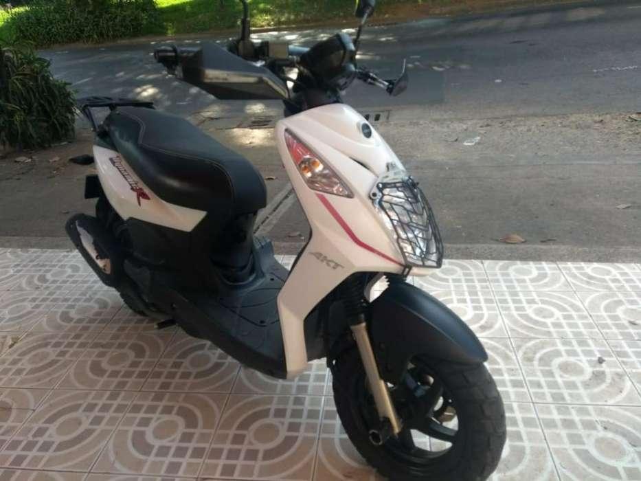 Vendo Moto Akt Dinamik R 125