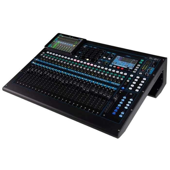 Consola Allen & Heath QU24X mezclador audio