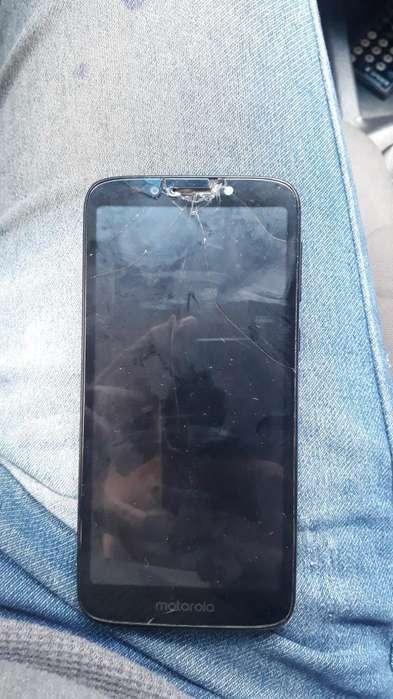 Vendo Cel Moto E5 Play Hella Funcional