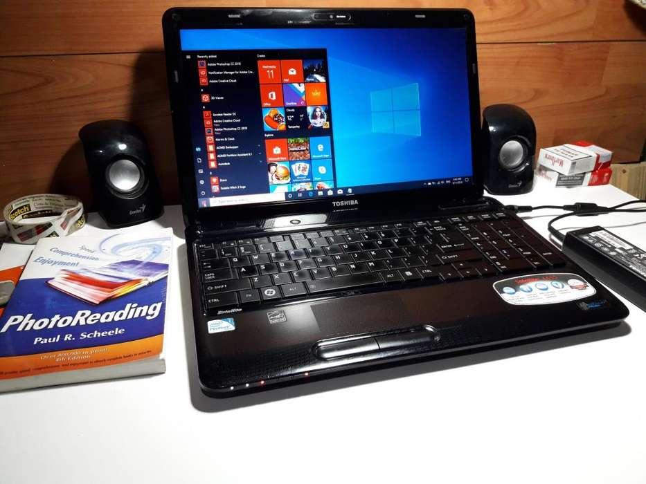 Notebook Thoshiba L655-s5096 Wind10 discoSSD 240G 17