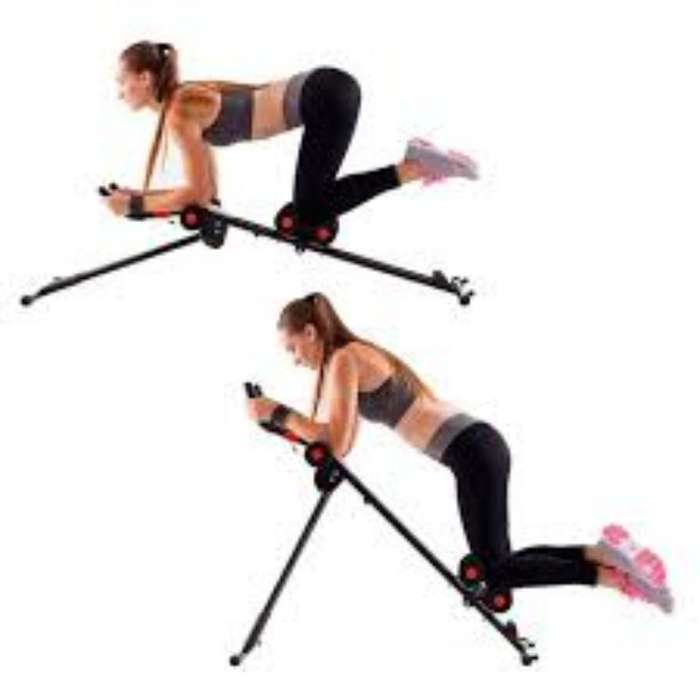 Ab Cruncher Abdominales Impecable Olivos