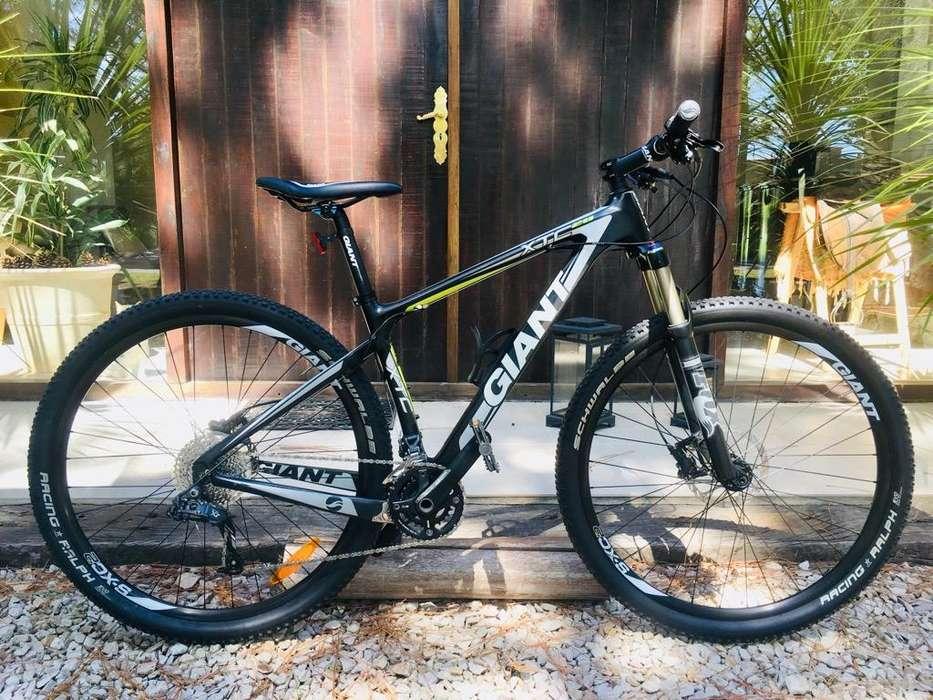 Bicicleta Giant Xtc Carbono R29