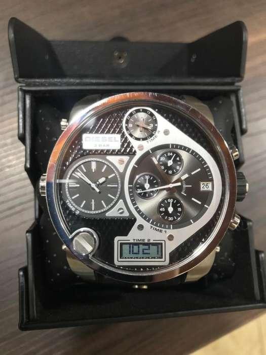 Reloj Diesel Mr. Daddy DZ7125 Nuevo Para Hombre