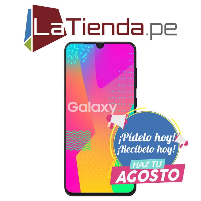 Samsung Galaxy A70 - batería no extraible