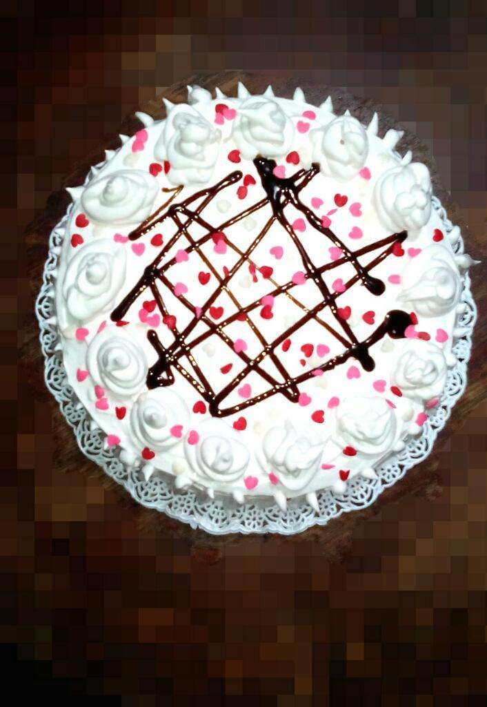 Torta de Merengue.