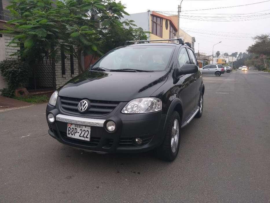 Volkswagen Crossfox 2008 - 0 km