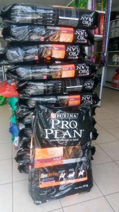 Pro Plan Sensitive Skin 15kg