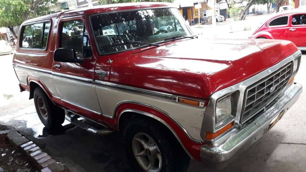 <strong>ford</strong> Bronco 1978 - 0 km