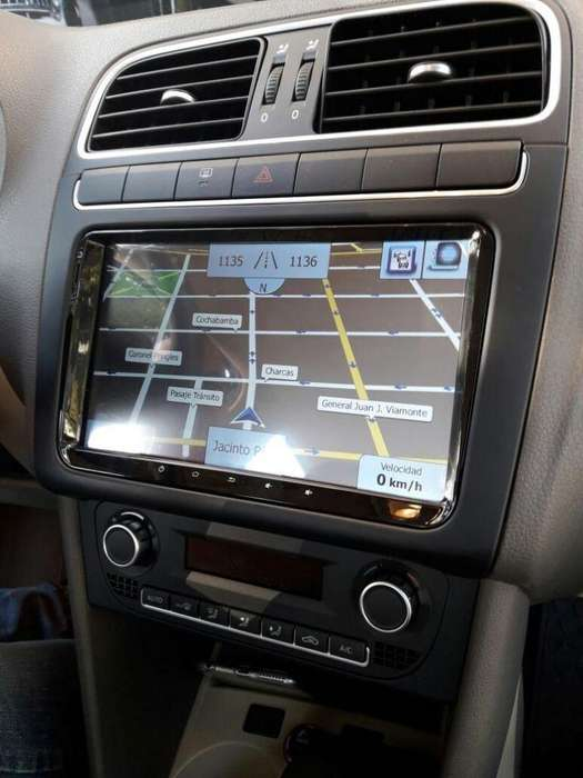 VW VOLKSWAGEN POLO ESTEREO CENTRAL MULTIMEDIA STEREO CON ANDROID, GPS, BLUETOOTH