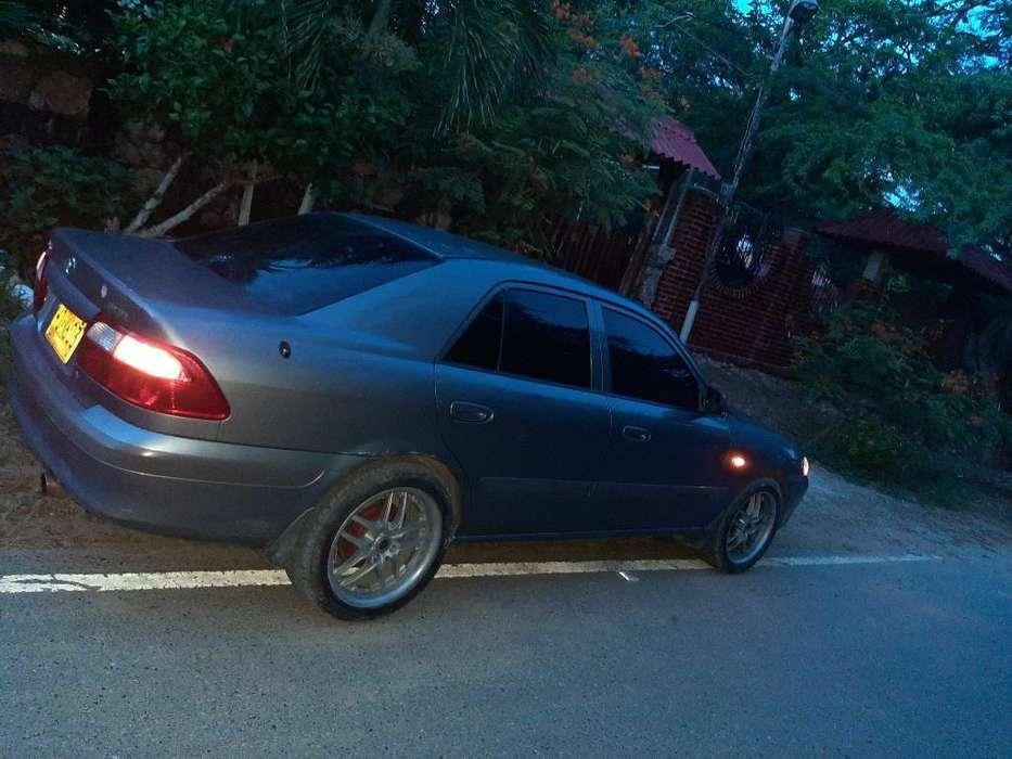 Mazda 626 2002 - 251000 km