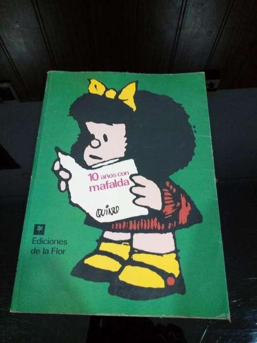 Libro 10 Años con Mafalda