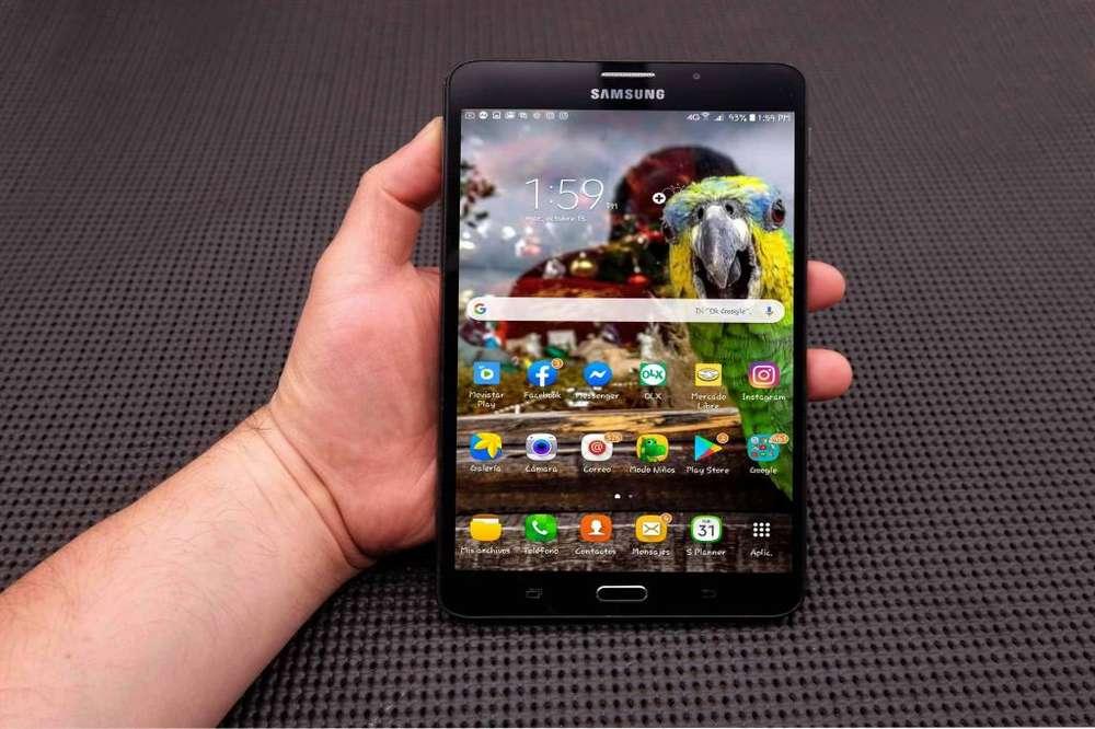 Tablet celular Samsung Galaxy Tab A6 SIMCARD 4G LTE 7 pulgadas