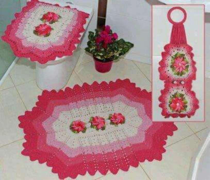 Todo para El Hogar Tejidos en Crochet