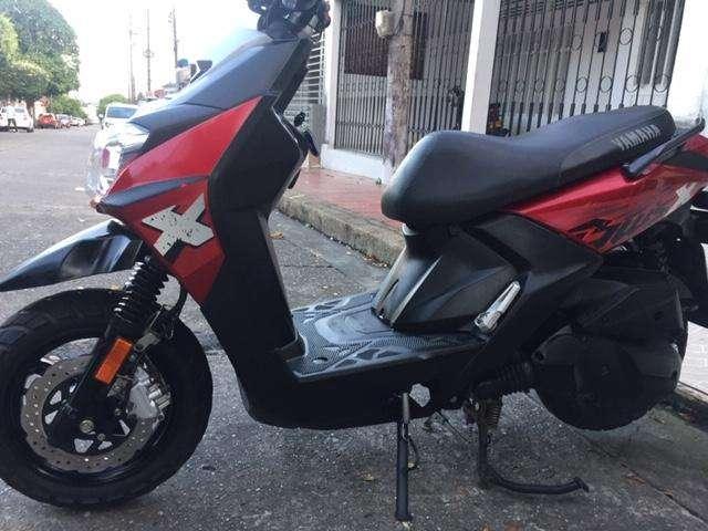 super motocicleta <strong>yamaha</strong> bws exelente estado