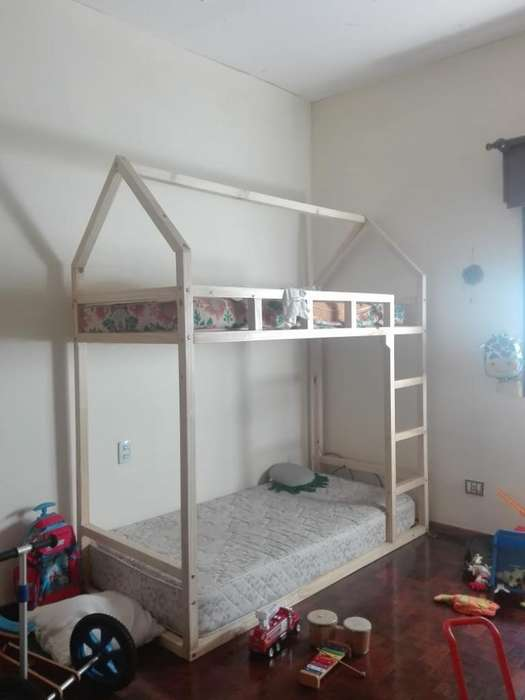 <strong>cama</strong> Cucheta Montessori