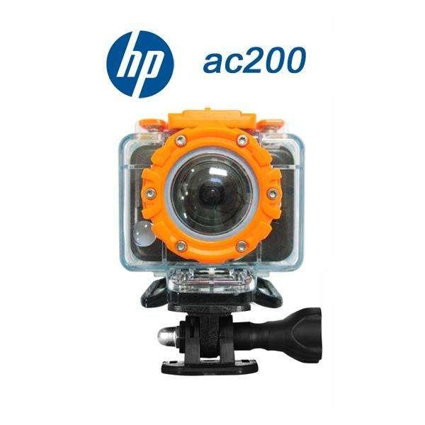 Camara <strong>hp</strong> Action Camescope Ac200