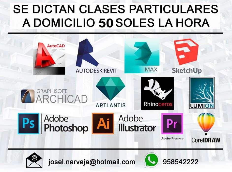 SE DICTAN CLASES PARTICULARES 50 SOLES LA HORA