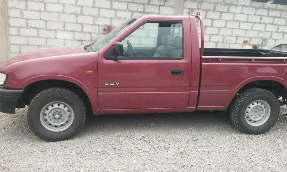 <strong>chevrolet</strong> Luv 2002 - 55000 km