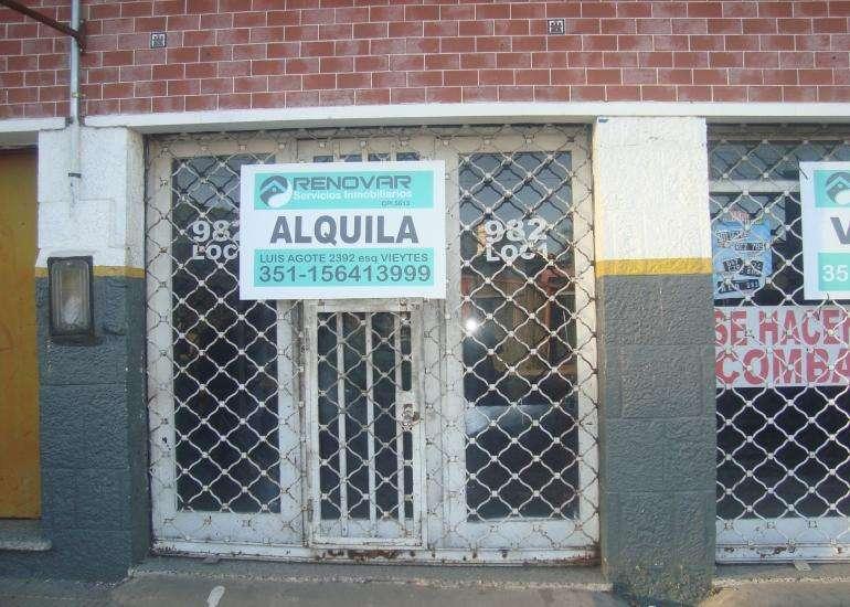 LOCAL EN ALQUILER SOBRE AV. JULIO ROCA