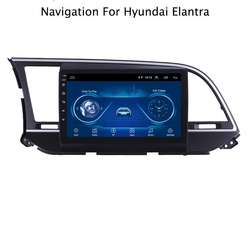 HYUNDAI ELANTRA 2016-2018 AUTORADIO ANDROID MAS CAMARA DE RETROCESO