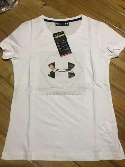 Camisetas para dama variedad de diseños