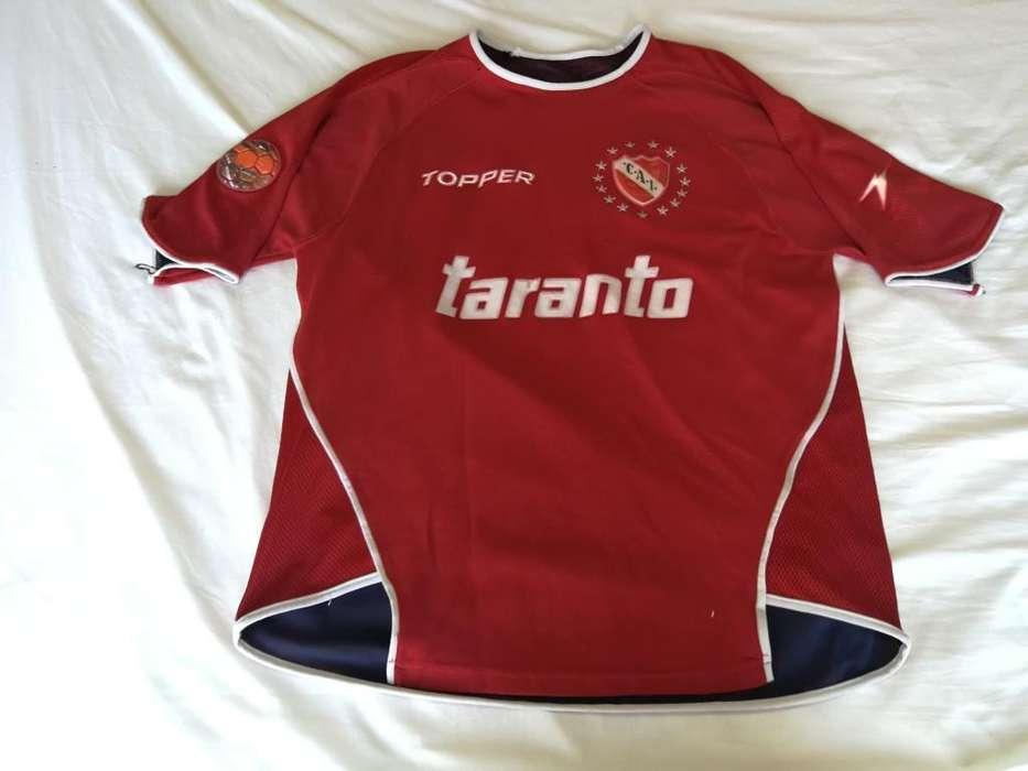 Camiseta Independiente Tooper Argentina