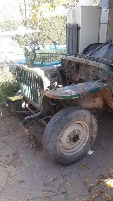 Transmisión 4x4 Willys