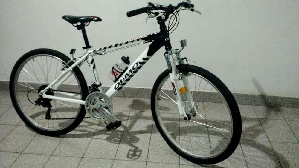 Mountain Bike Olmo Safari 240 Aluminio