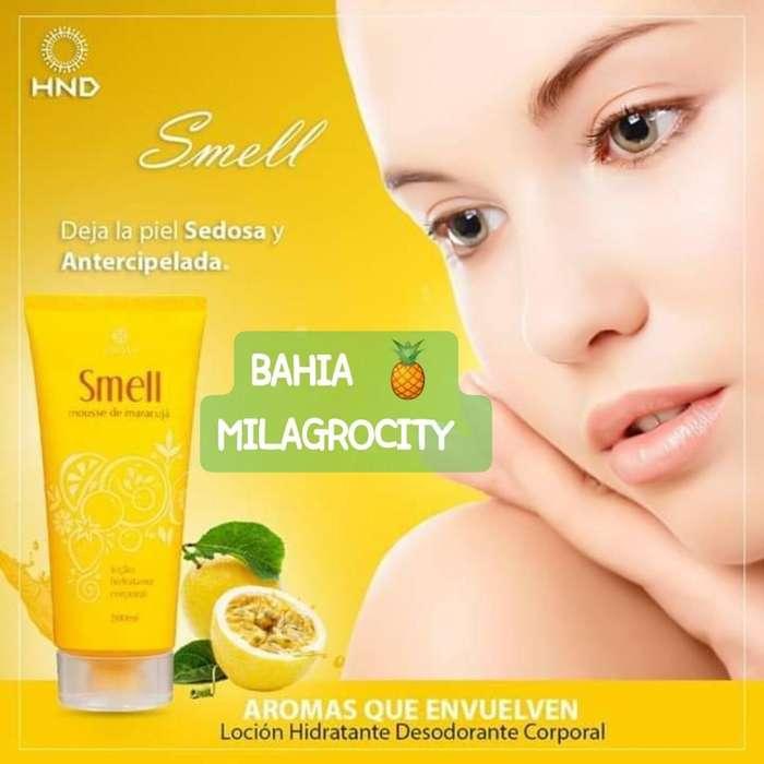Smell Hinode Crema Corporal