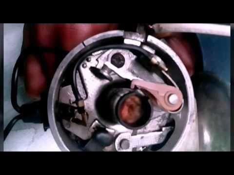 distribuidor escort motor CHT