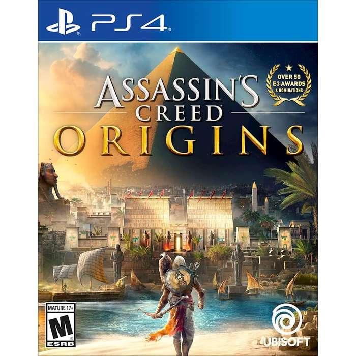 Assassin's Creed Origins Ingles PS4 Usado Perfecto Estado