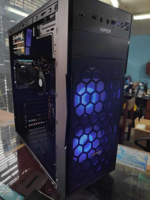 VENDO CPU CORE I7 4TA. GEN. 3.60 GHZ, SSD 240GB, RAM 8GB DDR3 1600