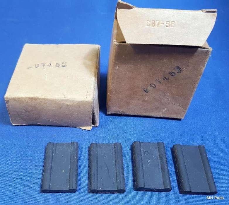 Importante Hardware de plástico CBTSB 9745 NOS