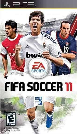 juego PSP SONY - FIFA SOCCER 11