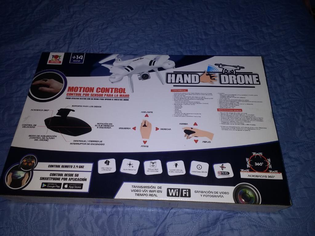 Dron de Trucos