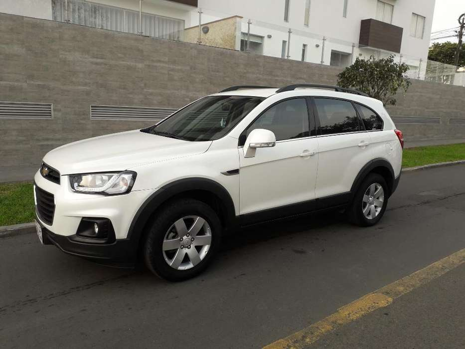 Chevrolet Captiva 2016 - 35000 km