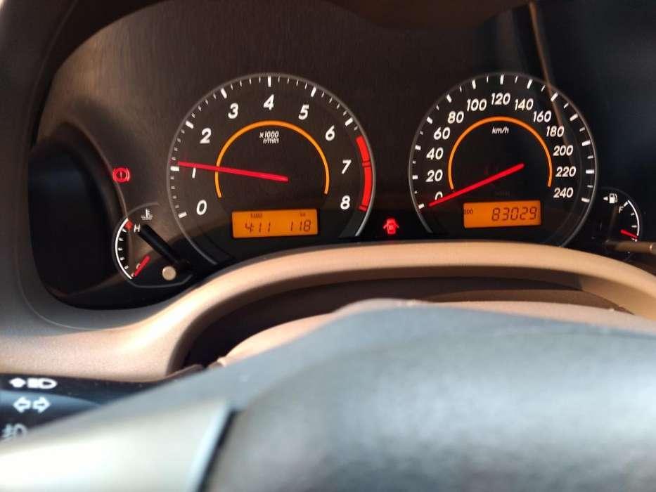 Toyota Corolla 2011 - 83000 km