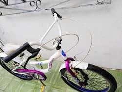 Bicicleta Bmx Raleigh Rodado 20
