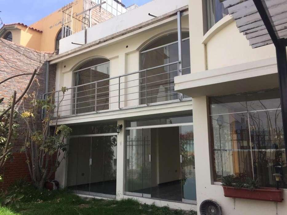 Alquilo Casa para empresa en YAnahuara