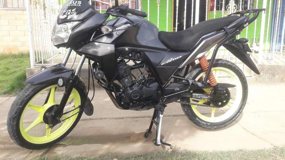 Vendo hermosa Honda Cb110 Gris Metalico