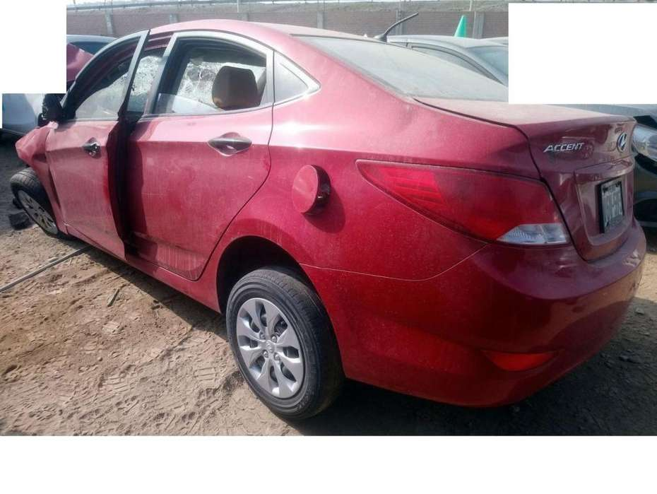 Hyundai Accent 2014 - 120000 km