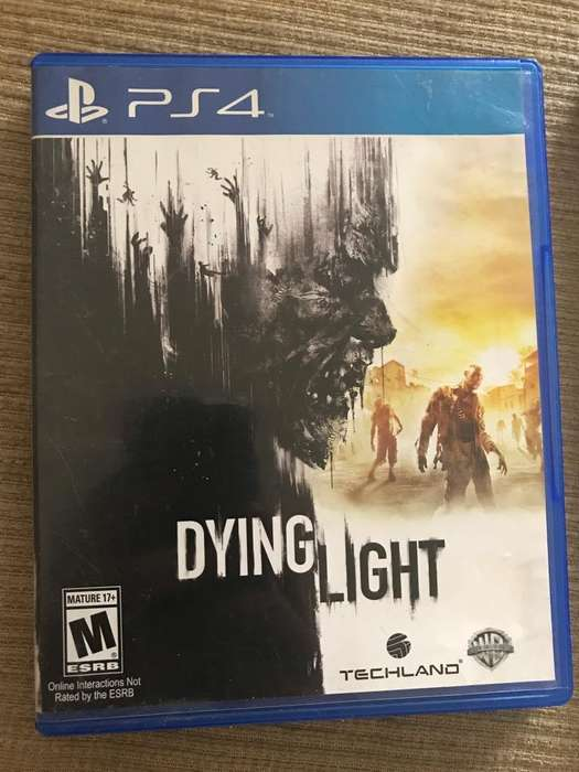 Dying Light para Ps4