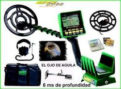 Detectores Metales Garret GTI 2500