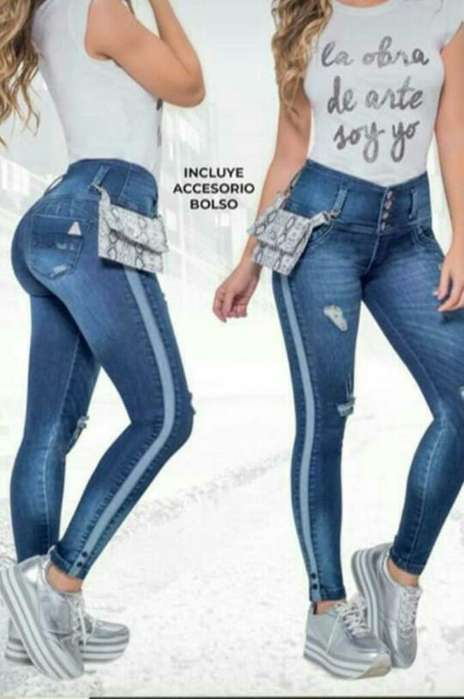 Jeans Levanta Cola 100% Originales