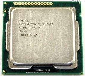 Micro Intel Pentium G620 Socket 1155