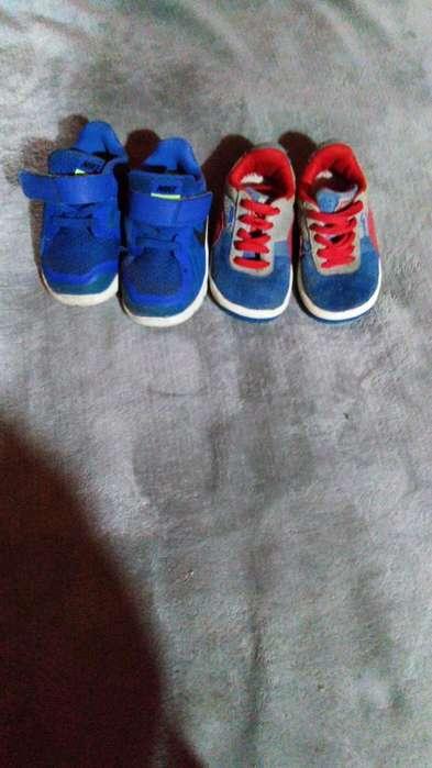 Zapatos de Niño Americanos Puma Y Nike